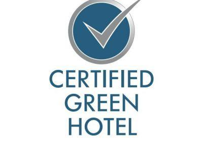 Certified Green Hotel Logo